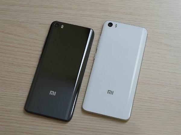 Xiaomi Mi 6 con cuerpo de cerámica y mucho más