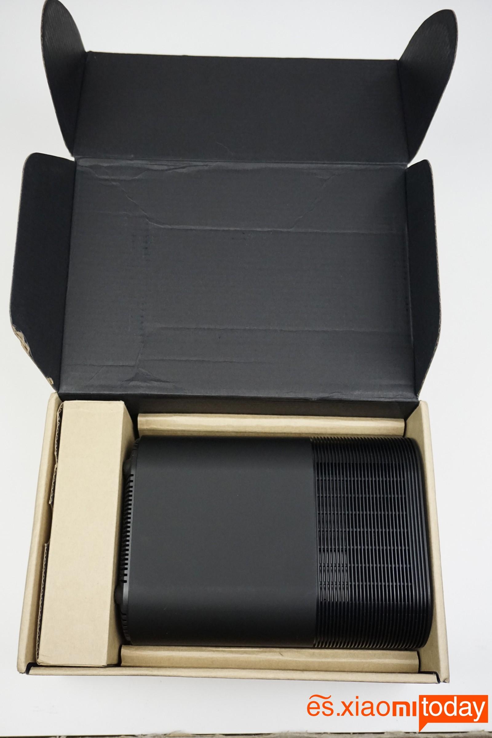 Xiaomi mi r1D analisis caja