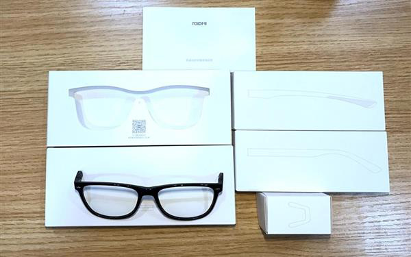Gafas Xiaomi Rodmi Contenido