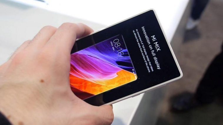 Xiaomi Mi Mix 2, rumores