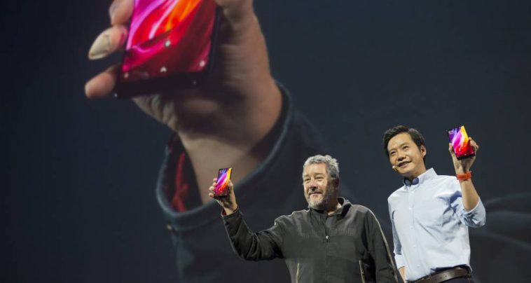 La pantalla del Xiaomi MI MIX 2 ocupará el 93% del cuerpo