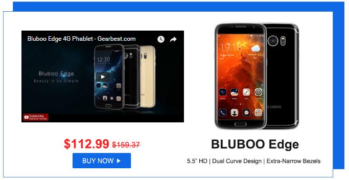 oferta en teléfonos bluboo