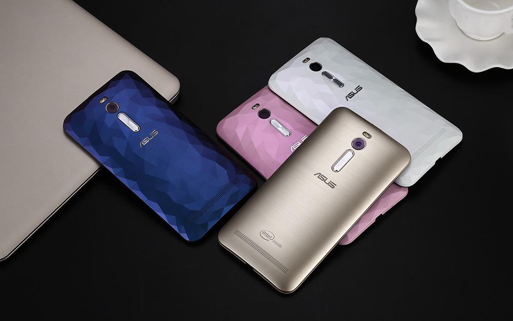 ASUS ZenFone 2 colores