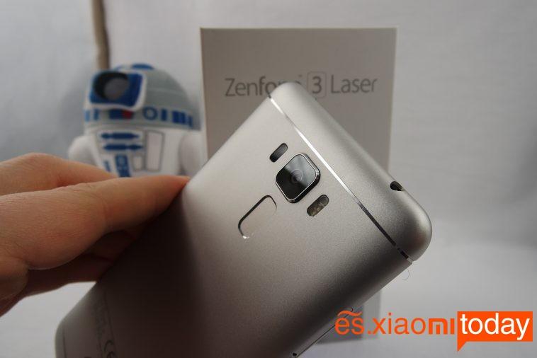 Asus Zenfone 3 Laser Análisis