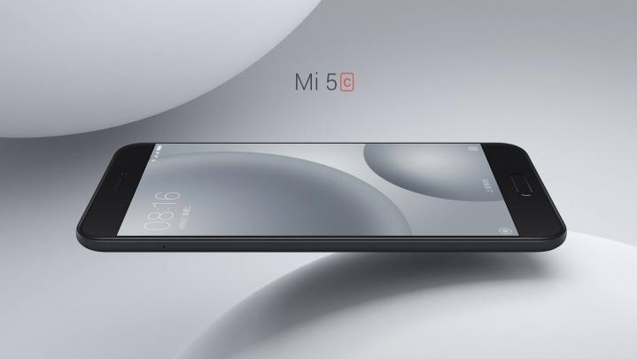Xiaomi Mi 5C Black