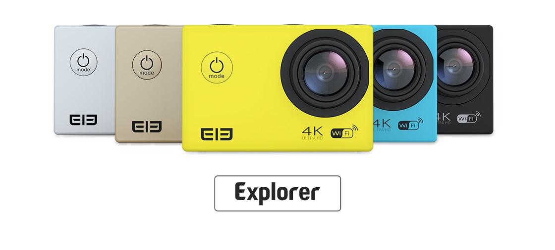 ELE Explorer 4K Action Camera