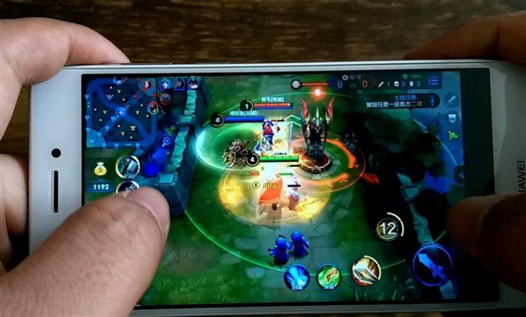Huawei Enjoy 6S game