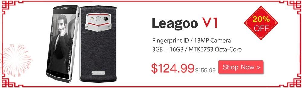 ¡Aprovecha la oferta del Leagoo Venture 1!