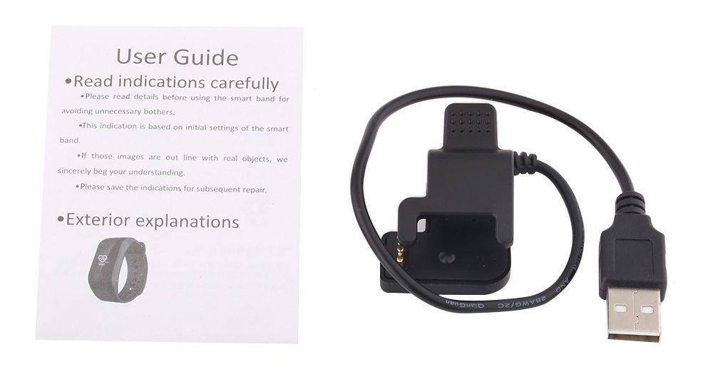 Smartwatch X7 paquete