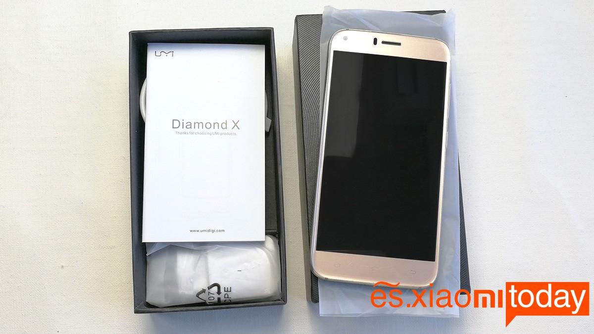 Umi Diamond X 07