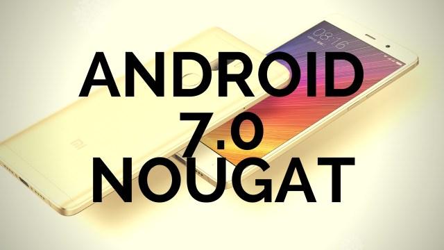 Lista de Smartphones Xiaomi que serán actualizados a MIUI 9 basado en Android 7.0 Nougat