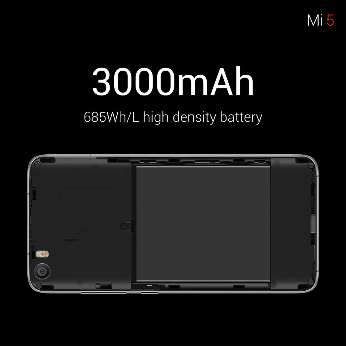 Xiaomi M5 battery