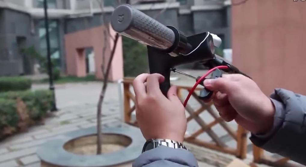 cooter eléctrico Xiaomi M365: