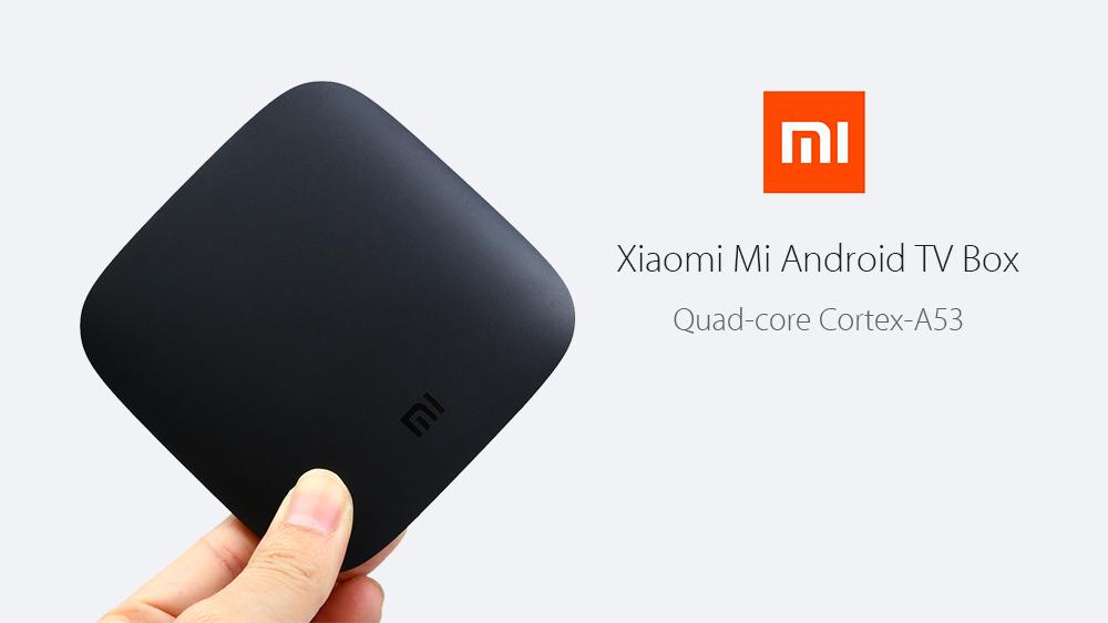 XiaomiAndrodTvBoX