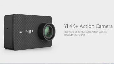 Yi 4K Plus