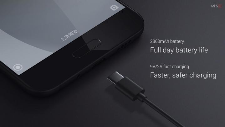 Batería del Xiaomi Mi 5c