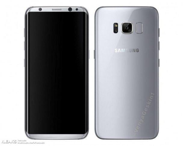 Galaxy s8 se filtra
