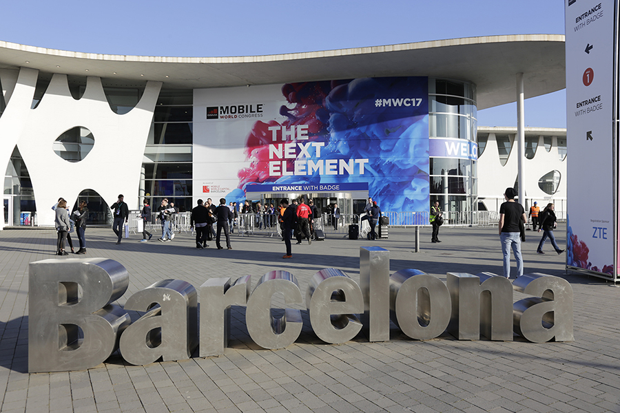 Mobile World Congress 217