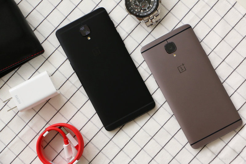 OnePlus 3T black  Conclusión