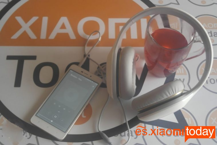 Xiaomi Mi Headphones Light