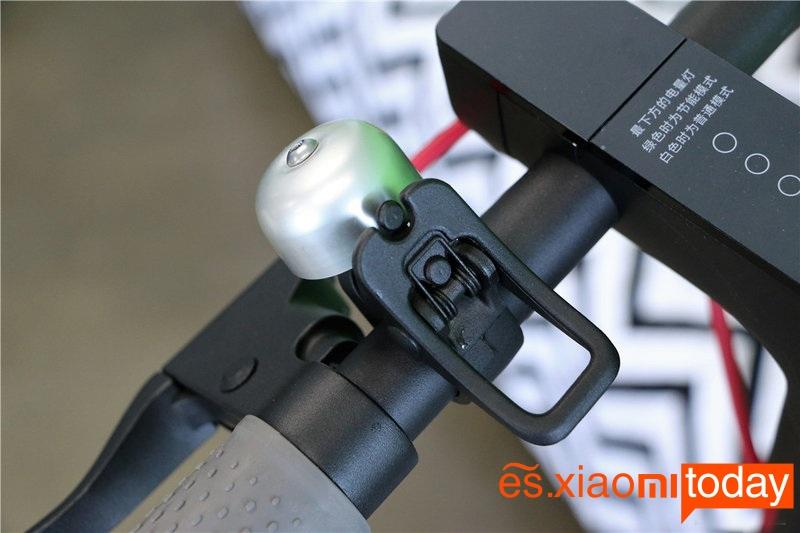 Scooter eléctrico Xiaomi M365 campanilla