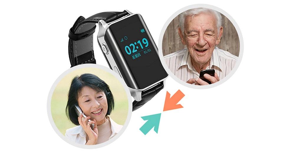 Smartwatch A16 Supervisión de voz