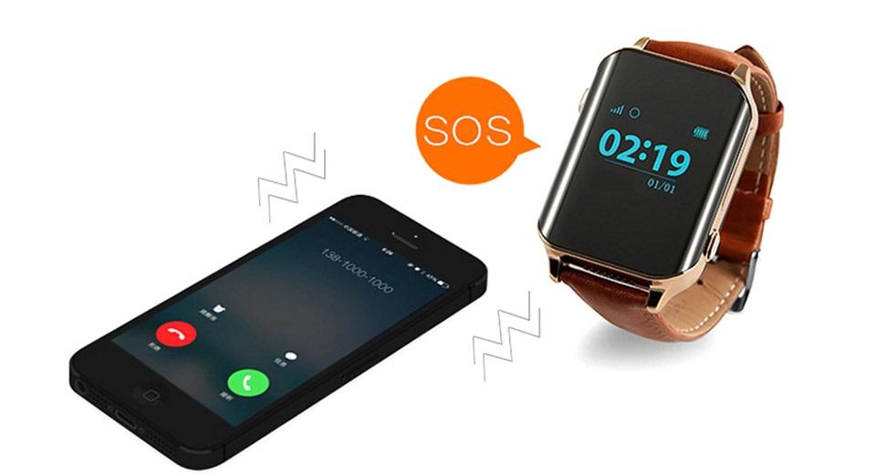 Smartwatch A16: Funciones principales