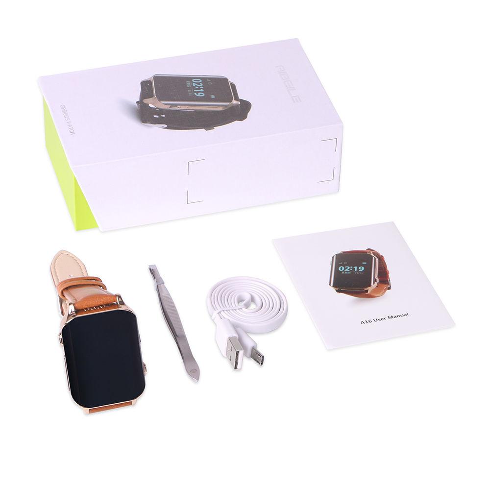Smartwatch A16  paquete