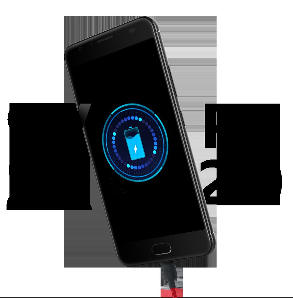 Ulefone Power 2 Análisis: Batería