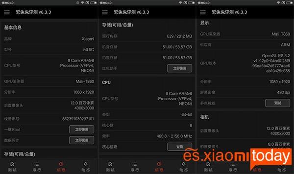 Xiaomi Mi 5C 11