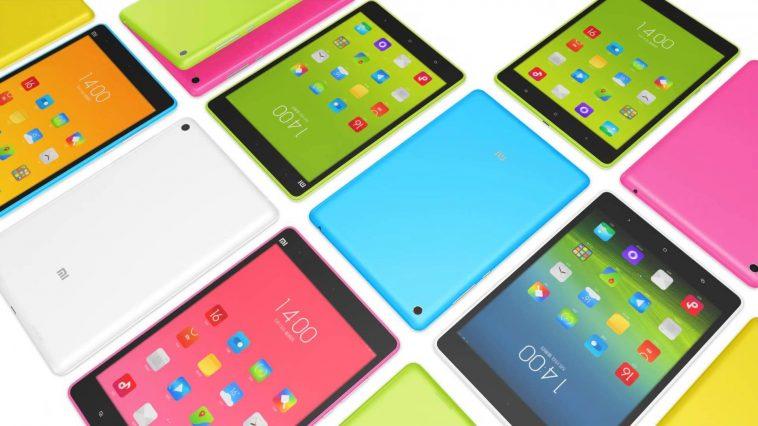 El Xiaomi Mi Pad 3 vendrá en 4 opciones de color