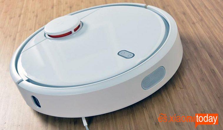 Xiaomi Mi Robot Vacuum - Gearbest CES 2018
