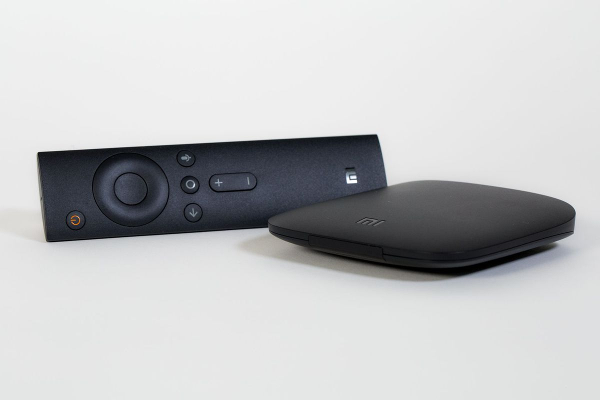 Xiaomi Mi TV Box - Oferta Geekbuying
