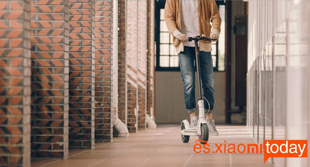 Desempeño del Scooter eléctrico Xiaomi M365