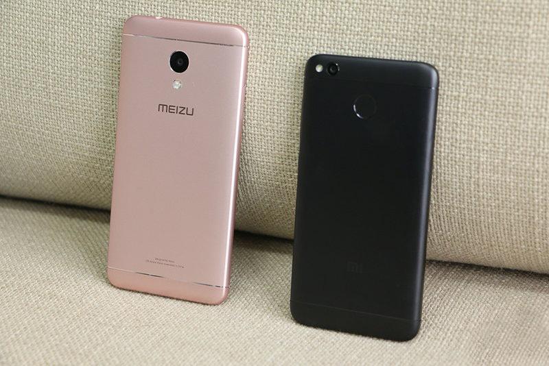 Xiaomi Redmi 4X vs Meizu M5S 21