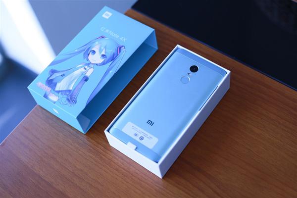 Xiaomi Redmi Note 4X Miku 03