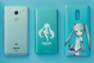 Xiaomi Redmi Note 4X Miku 11