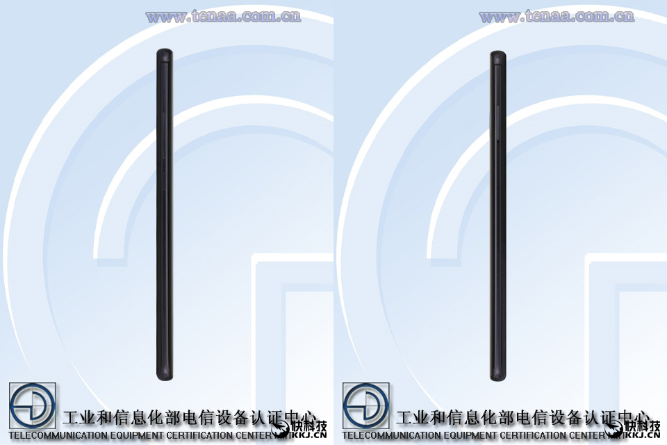 Una versión personalizada del Xiaomi MI Note 2