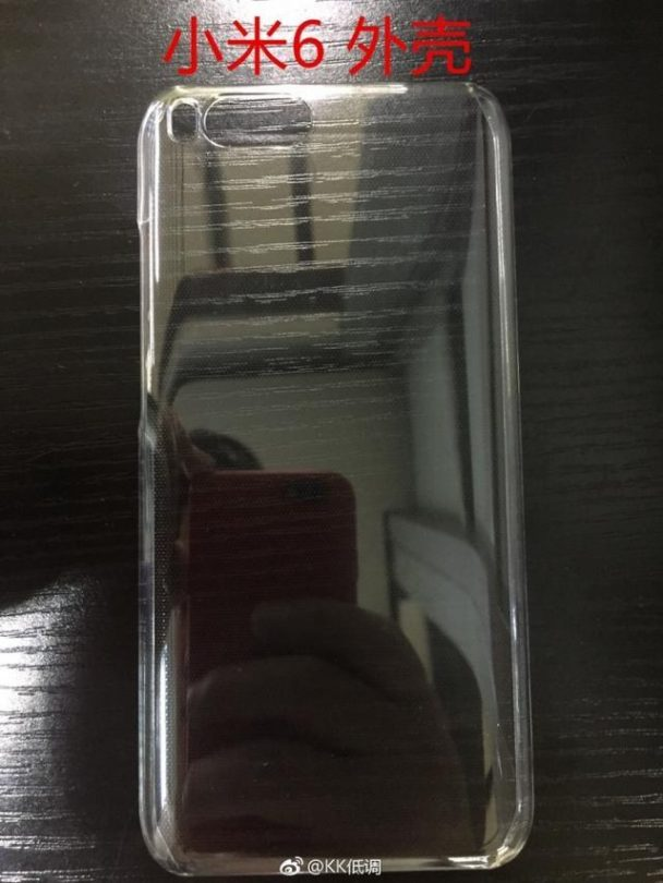 mi6 filtracion camara dual