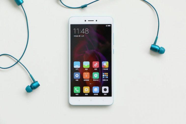 Redmi Note 4X Aguamarina galería