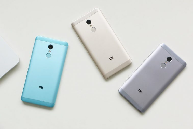 Xiaomi Redmi Note 4 4X