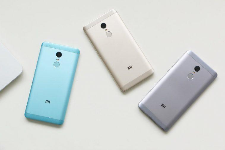 Xiaomi Redmi Note 4X: Versión superior avistada en TENNA
