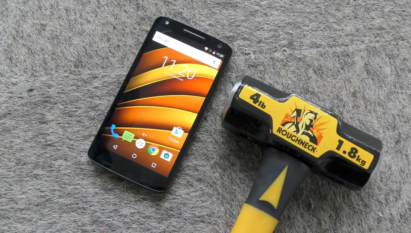 moto X indestructible