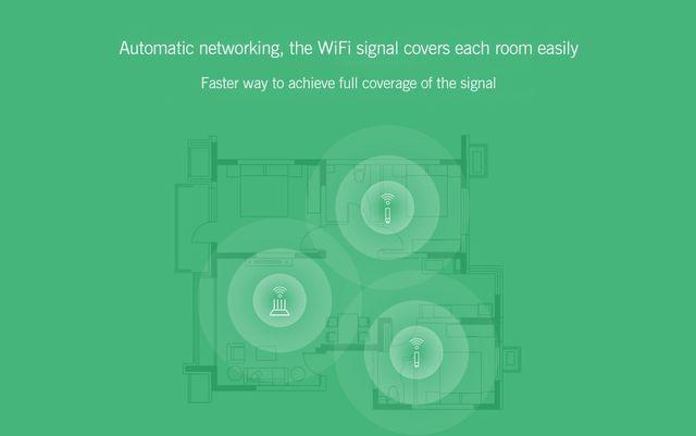 Xiaomi Mi WIFI Amplifier 2 Análisis: Desempeño