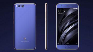 El Xiaomi Mi6 Plus habría sido cancelado para dar lugar al Mi Note 3
