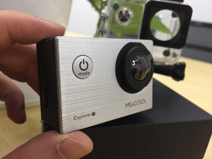 MGCOOL Explorer S1 4K Diseño