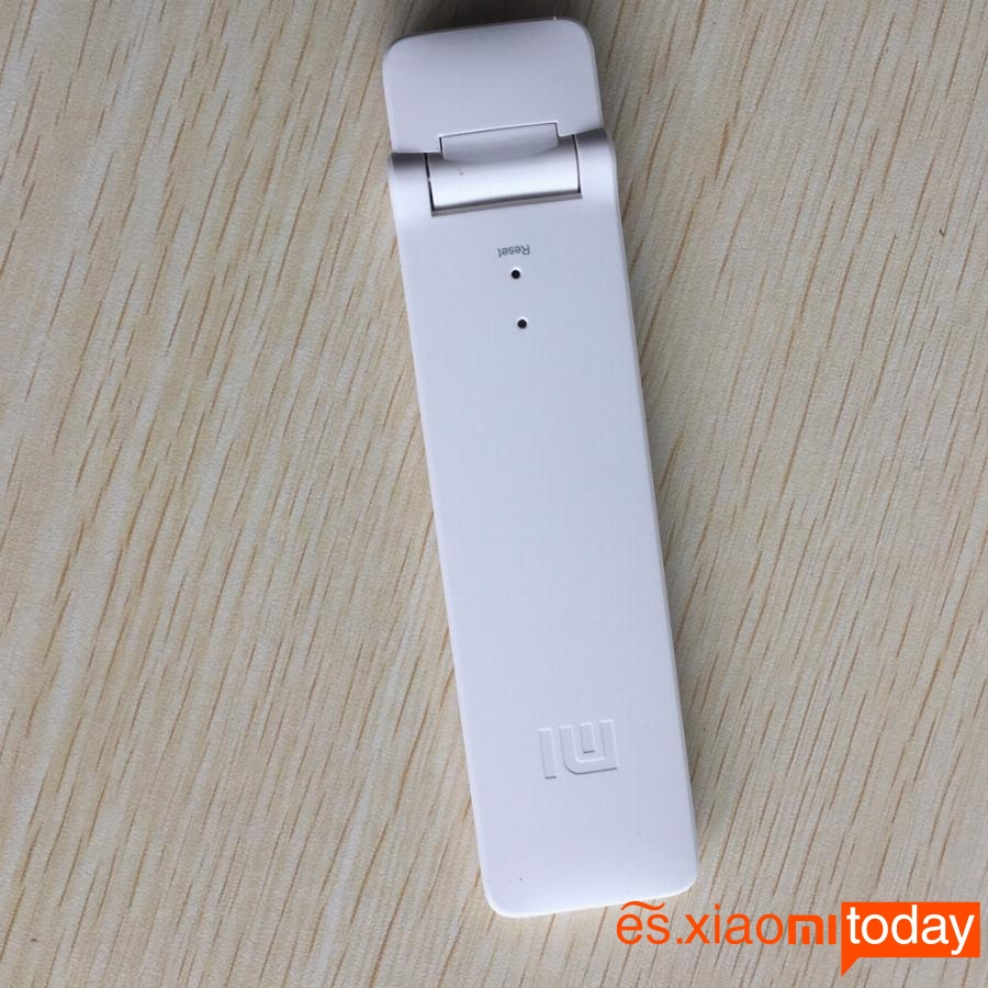 Xiaomi Mi WIFI Amplifier 2 Análisis: Diseño