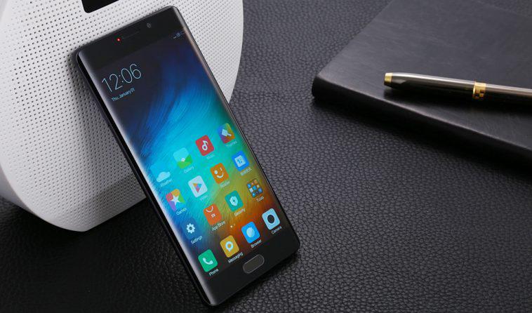 Súper oferta del Xiaomi Mi Note 2 en Gearbest ¡Consíguelo por tan solo $400!