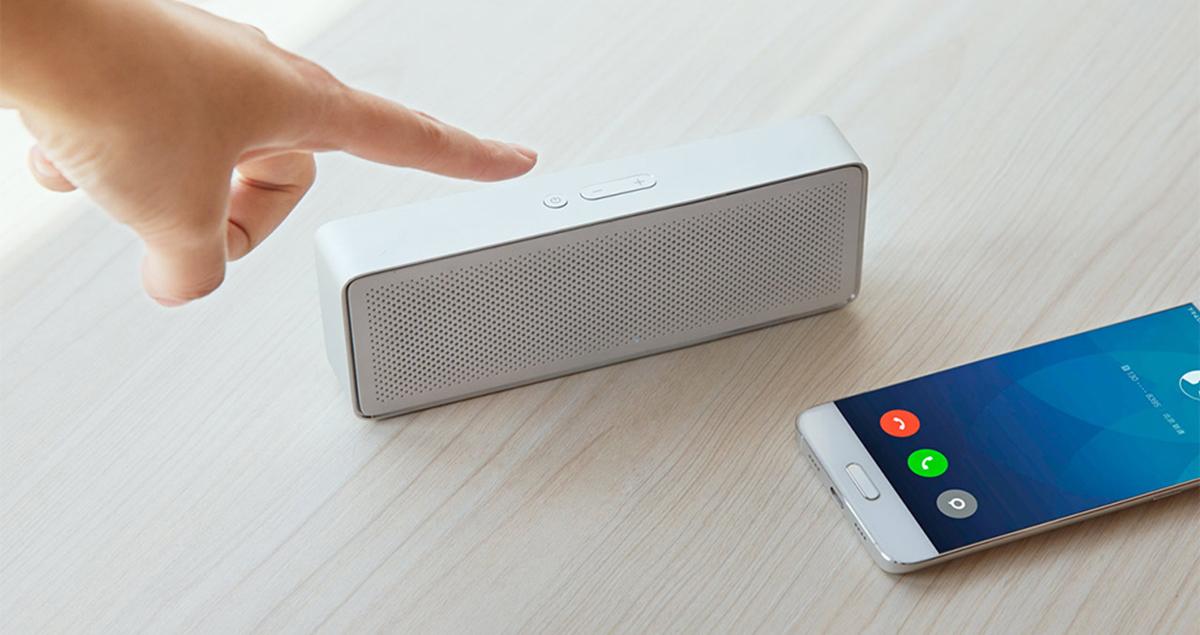 Xiaomi Bluetooth 4.2 Speaker, el mejor altavoz portátil del mercado por un precio sorprendente