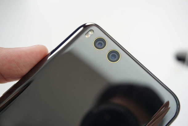 Xiaomi Mi 6 plateado 02